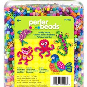 22, 000 Count Bead Jar Multi-Mix Colors