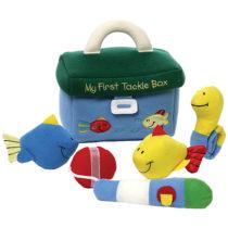Gund – My 1st Tackle Box Stuffed Baby Playset