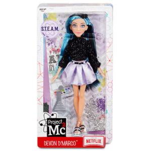 Project Mc2 – Core Doll-Devon D' Marco