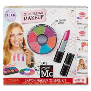 Project Mc2 – Crayon Makeup Science Kit