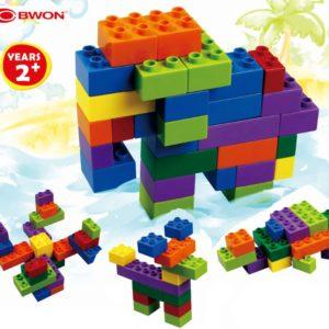 Big Building Blocks (Granule Toys)