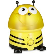 "Crane Adorable Cool Mist Humidifier – ""Buzz the Bumblebee"""