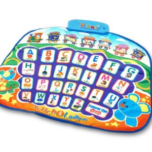 ABC Learning Garden Playmat