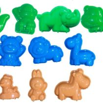 3D Animals World Moulds