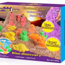 3D Sand Box – Dino Discovery