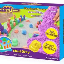 3D Sand Box – Mini City
