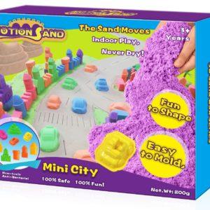 3D Sand Box – Mini City