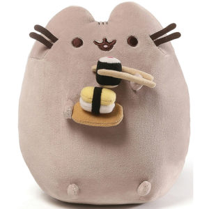 Gund – Pusheen Sushi Snackable Stuffed Toy Plush