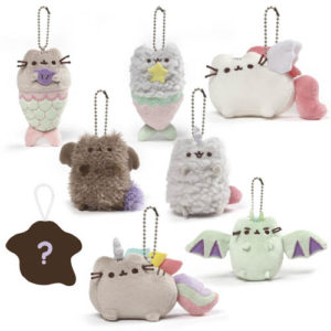 Gund – Pusheen Surprise Plush Blind Box Series #6: Magical Kitties