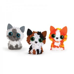 ORB – Plushcraft – Kitten Club 3D Soft Craft