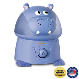 "Crane ""Violet the Hippo"" Cool Mist Humidifier"