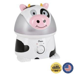 "Crane ""Curtis the Cow"" Cool Mist Humidifier"