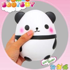 SanQi Elan – Super Slow Rise Jumbo Panda Doll Egg Scented Squishy