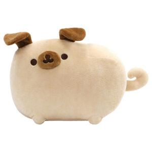 Gund – Pugsheen Dog Plush Stuffed Animal with Poseable Ears, Tan, 9.5″