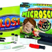 Indoor-Outdoor Microscope