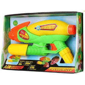 Summer Soaker Freezefire Air Pressure Blaster Water Guns Children Beach Toy