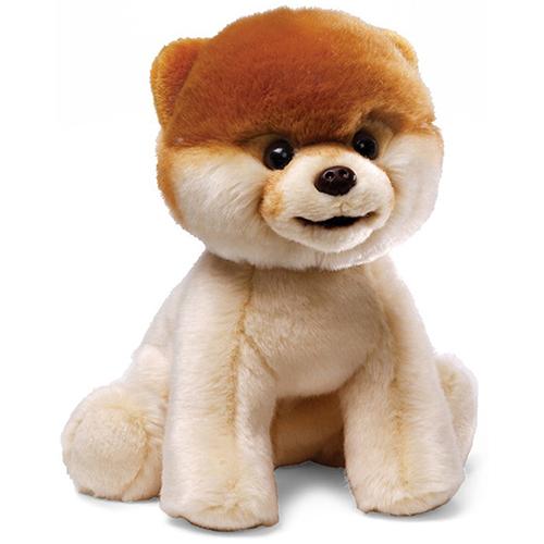 """Gund – Boo Plush Stuffed Dog 9″ Toy – """"The World's Cutest Dog"""""""