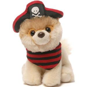 Gund Itty Bitty Boo #032 5 Pirate Plush