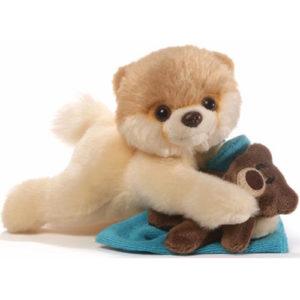 Gund – Itty Bitty Boo Bedtime Stuffed Dog 5″ Plush