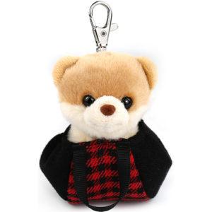 Gund Itty Boo in Bag  Keychain