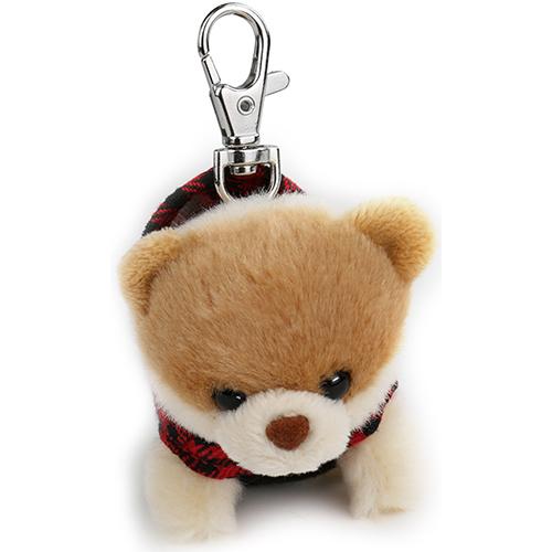 Gund Itty Boo in Hoodie  Keychain