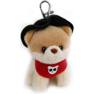 Gund Itty Boo Cowboy  Keychain