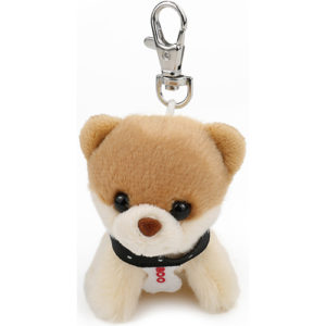 Gund Itty Boo in Collar  Keychain