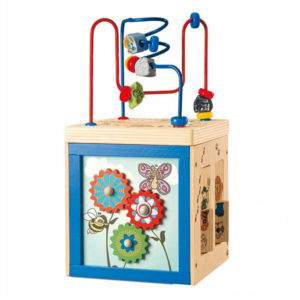 Young Mindz 5-in-1 Activity Cube