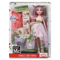 Project Mc2 – Experiments with Doll-Ember's Fairy Wing Earrings