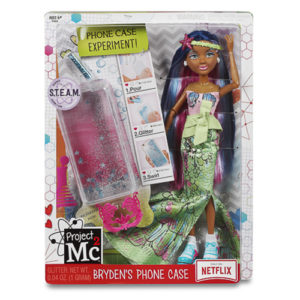 Project Mc2 – Experiments with Doll-Bryden's Phone Case