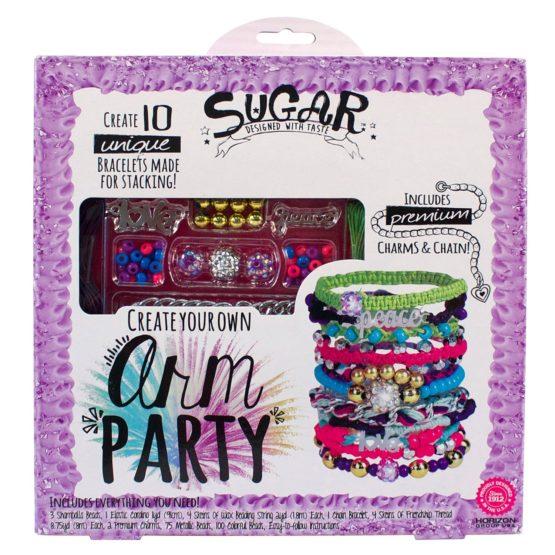 Sugar Toys Arm Party