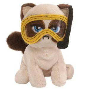 Gund – Grumpy Cat Box O Grump Fishing 4.5″ Plush Toy