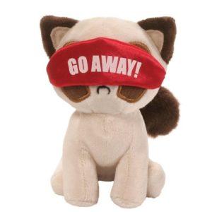 Gund – Grumpy Cat Box O Grump Nighty Night 4.5″ Plush Toy