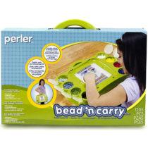 Perler Beads Fused Beads Kit, Beads N' Carry