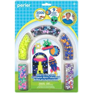 Perler Beads Glow In The Dark Activity Kit