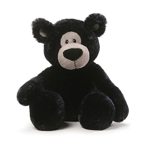 Gund – Indigo Bear Stuffed Teddy, 17 inches