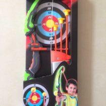 Archery Set with Flashing Light
