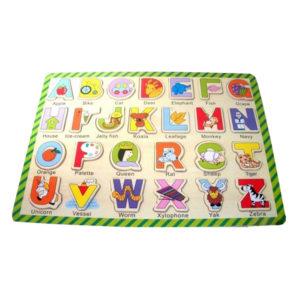 Young Mindz Alphabet Puzzle