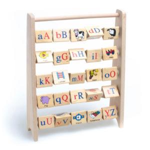 Young Mindz Alphabet Rack
