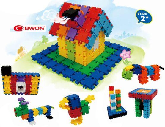 Magic Square Blocks (Small Toot Toys)