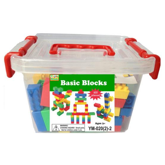 Young Mindz Basic Blocks