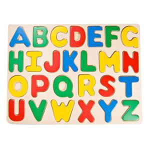 Young Mindz Capital Alphabet Puzzle