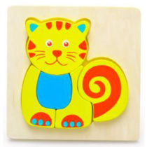 Young Mindz Cat Jigsaw Puzzle
