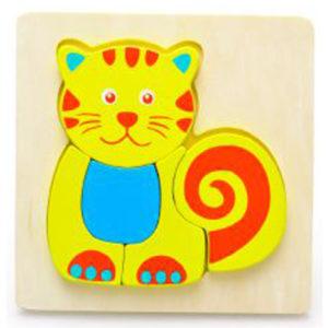 Young Mindz Cat Jigsaw Puzzle