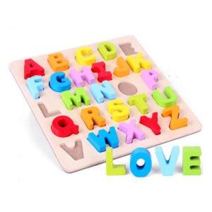 Young Mindz Chunky Alphabet Puzzle