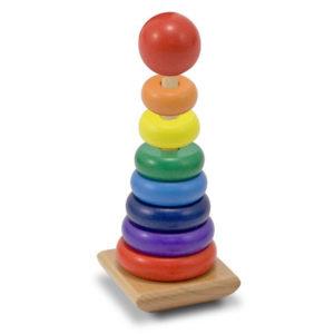 Young Mindz Classic Rainbow Stacker
