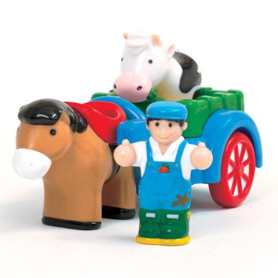 WOW Toys Clippety – Clop Farmer