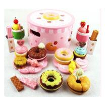 Mother Garden Donut Set