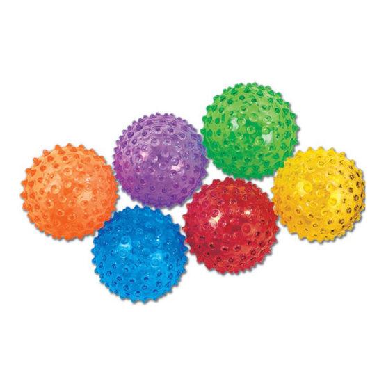 Lakeshore Easy-Grip Bumpy Balls