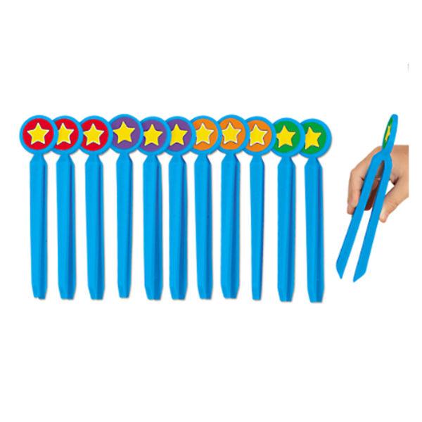 Lakeshore Easy Grip Safety Tweezers